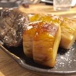 『肉山』 - ジャンボエリンギ