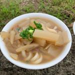 谷川製麺所 - 見慣れたシッポク
