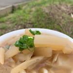 谷川製麺所 - しっぽく