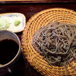 雅屋 - ざる蕎麦(田舎)