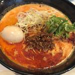 四川担々麺 いぶし銀 - 味玉担々麺3+3