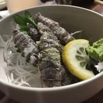 みたかや酒場 - 料理写真:シャコ