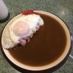 ジー マドラス - 料理写真:ベーコンエッグ