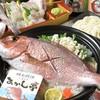 Akashiteiuonotana - 料理写真:豪快雪見鍋贅沢な鯛まるごと雪見鍋