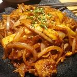 94380387 - 肉野菜炒め