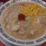元祖タンメン屋 - 料理写真:タンメン+コーントッピングです。