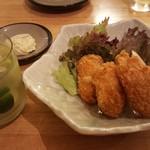 久松 - カキフライ