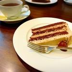 94383322 - マロンチョコレートケーキ
