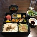 茶良ら - 茶良らのお弁当(1000円)
