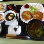かふぇとらんち きぼう - 料理写真: