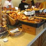 パセオガーデン - パンコーナー