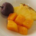 パセオガーデン - フルーツ
