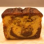 ブルーボトルコーヒー - キャラメルマーブルパウンドケーキ