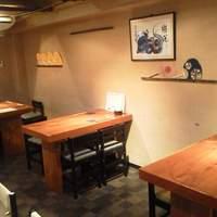 魚酒房 まんま亭 - 移動可能のテーブル