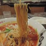 陳麻家 - 情熱坦々麺の麺