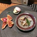 彩鶏どり - 前菜3種盛り