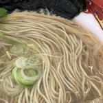 寿製麺 よしかわ - 蕎麦を思わせる自家製麺(大つけ麺博2018第2陣)