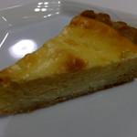 くのパン - ベイクドチーズタルトケーキ