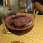 94407514 - 赤のスパークリングワイン