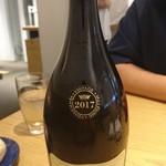 94407589 - 赤のスパークリングワイン