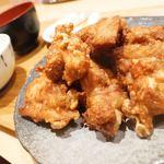 ばんぶう - ザンギ定食