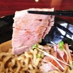 神戸製麺 - ローストビーフ