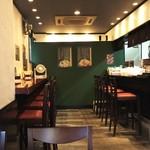 神戸製麺 - 店内の雰囲気