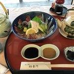 船番所 - さいかい丼=1300円