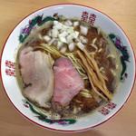らぁ麺 丸山商店 - 料理写真:鶏白湯さんま節らぁ~麺