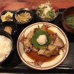 むちゃく - 和風おろしチキンステーキ=750円