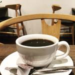 94417573 - スペシャリテコーヒーは深煎りコロンビア
