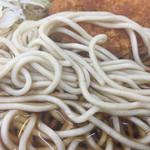 爽亭 - 蕎麦アップ