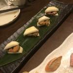 遊和食 きときと - フォアグラ西京焼(750円)