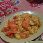 微風台南 - トマトと卵の炒め物