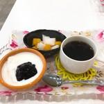 ひかりの森カフェ - 料理写真:モーニング