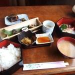 ぎんぱ - 料理写真:さなか定食 500円