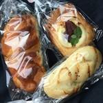 ハーティ - 料理写真:自家製焼きパン