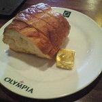 girisharyouriandoba-orimpia - パン