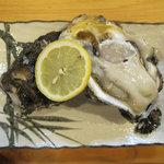食と肴うおもと - 岩がき