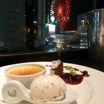 M dining - ドルチェミスト(3種盛り合わせ)