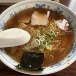 大野屋食堂 - 料理写真:ラーメン 550円