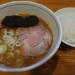 麺屋 はし本 - ラーメン&ライス