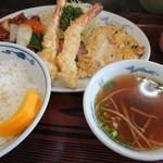 三木一貫楼 - 料理写真:ランチA(酢豚)