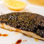 定谷 - 椎茸ステーキ