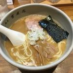 麺屋吉左右 - ラーメン780円