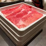 94437877 - 牛肉しゃぶしゃぶ (4皿)