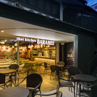 タイのカフェ気分♪本格タイ料理をお気軽に!