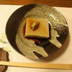 萬八 - そば豆腐