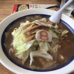 8番らーめん - 料理写真:野菜らーめん(味噌) 大盛