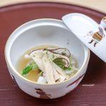久丹 - 鱧と松茸